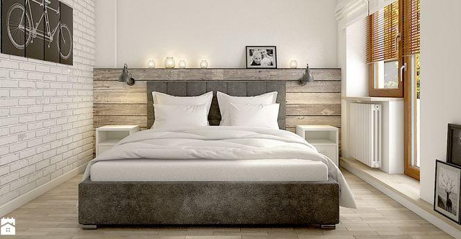 Cztery sposoby na zaoszczędzenie miejsca w sypialni